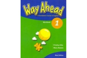 Way Ahead 1 workbook - clasa a III-a