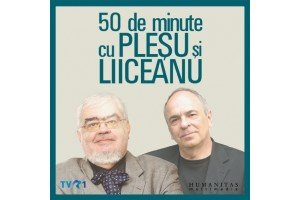 50 de minute cu Plesu si Liiceanu (Audiobook - 10 CD)