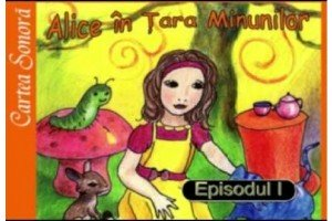 CD - Alice in Tara Minunilor
