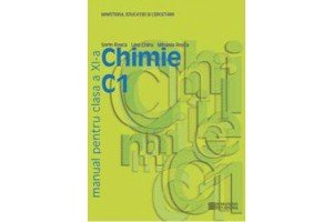 Chimie C1- manual clasa a XI-a