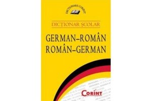 Dictionar scolar german-roman/roman-german