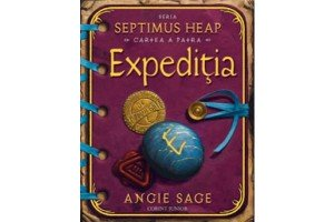 Septimus Heap, cartea a 4-a: Expeditia