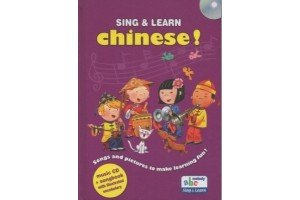 Sing & learn chinese! + CD audio