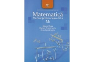 Manual matematica XI M1