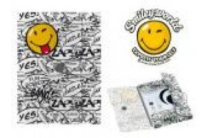 Mapa A4 smiley scribble 1122288/2