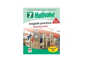 Motivate! English practice L1 - Activity book - clasa a VII-a