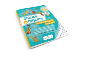Muzica si miscare clasa a IV-a - Caiet multifunctional