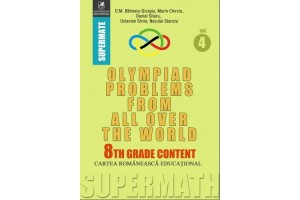 Olympiad Problems from all over the World. 8th Grade Content