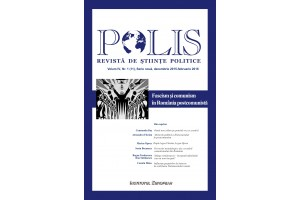 Revista polis vol.Iv, nr.1 (11) / dec-2015 - febr - 2016