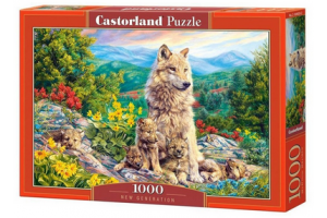 Puzzle 1000 piese New Generation - Castorland