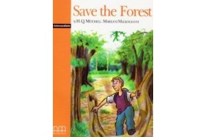 Save the forest (pack) - pre-intermediate + CD