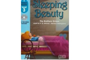 Sleeping beauty primary readers level 3 + CD