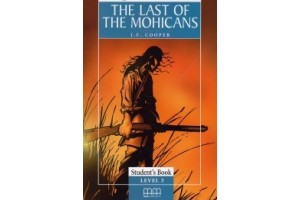 The last of the mohicans (pack) – student's book level 3 + CD