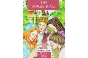 The magic ring (pack) – student's book level 2 + CD