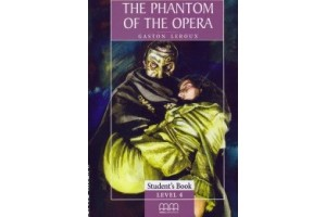 The phantom of the opera (pack) – student's book level 4 + CD