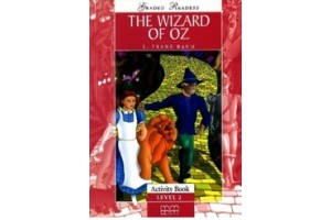 The wizard of oz (pack) – student's book level 2 + CD