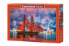 Puzzle 1000 piese Red Frigate - Castorland