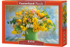 Puzzle 1000 piese Spring Flowers In Green Vase - Castorland