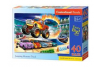 Puzzle 40 piese Maxi Jumping Monster Truck - Castorland